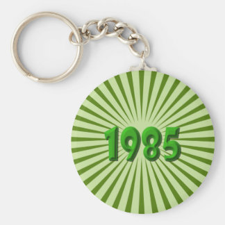 1985 LLAVERO REDONDO TIPO PIN