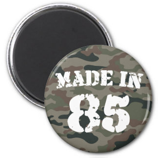 1985 Made In 85 Magnet