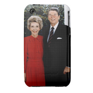 1985 Ronald and Nancy Reagan iPhone 3 Case