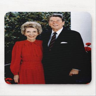 1985 Ronald and Nancy Reagan Mousepad