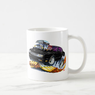 1986-88 Monte Carlo Black Car Coffee Mug