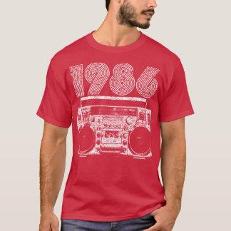 1986 Boombox T-Shirt