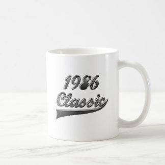 1986 Classic Mugs