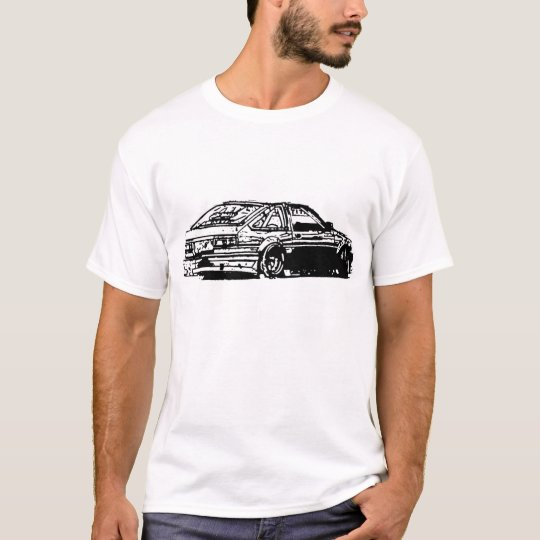 1986 Corolla AE86 T-Shirt