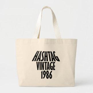 1986 LARGE TOTE BAG