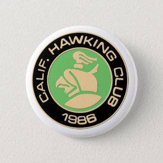 1986 Los Banos Pinback Button