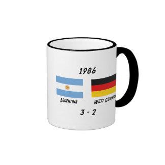 1986 RINGER MUG