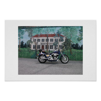 1986FXR LOWRIDER POSTERS