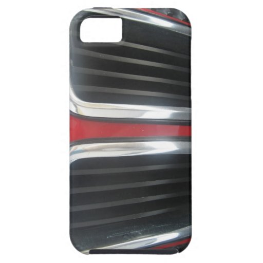1987 BMW 635 CSi Twin Kidney's Grill iPhone 5 Case