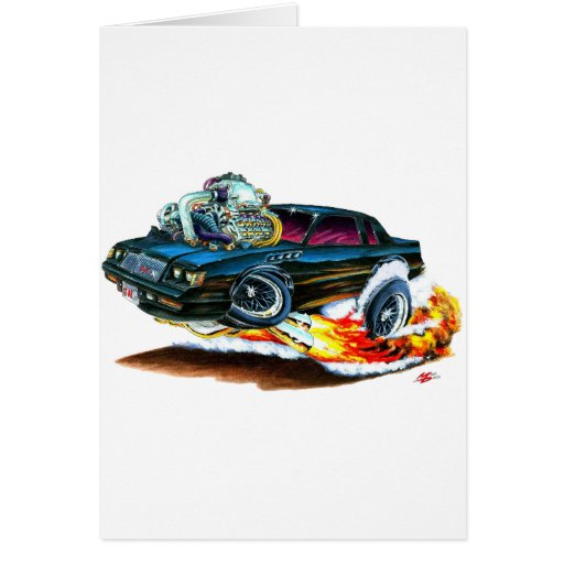 1987 Buick GNX Card