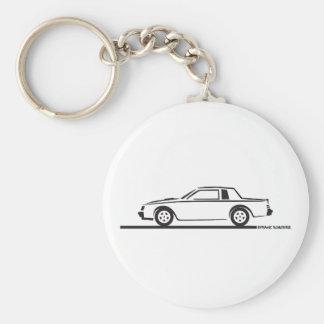 1987 Buick Grand National Keychain