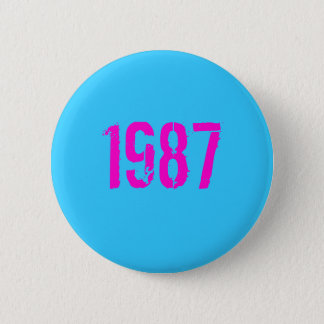 1987 costume button