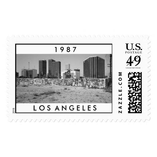 1987 Los Angeles - Stamp