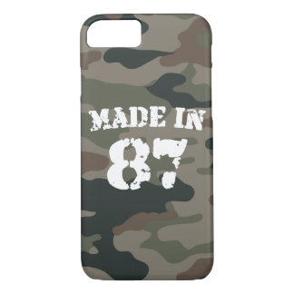 1987 Made In 87 iPhone 7 Case