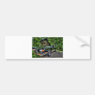 1987 Olds 442 Bumper Sticker