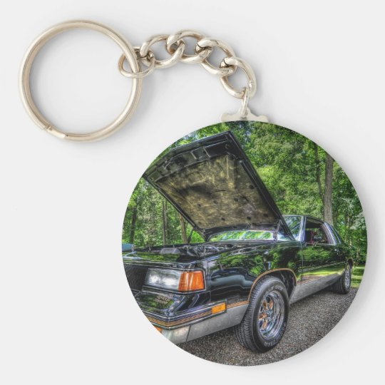 1987 Olds 442 Keychain