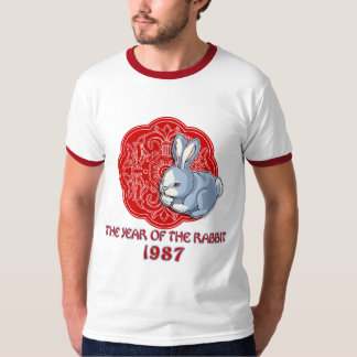1987 The Year of the Rabbit Gifts Shirt
