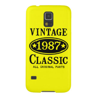 1987 VINTAGE CLASSIC CASE FOR GALAXY S5