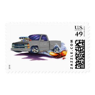 1988-98 Silverado Grey Truck Postage