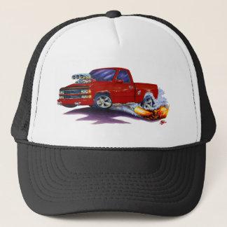 1988-98 Silverado Maroon Truck Trucker Hat