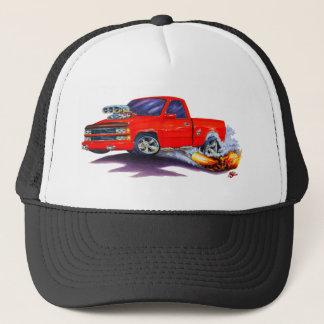 1988-98 Silverado Red Truck Trucker Hat