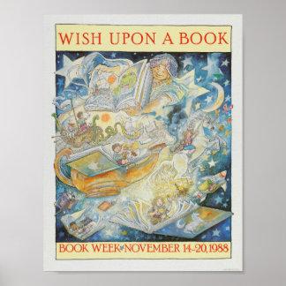 1988 Children's Book Week Poster