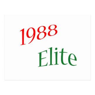 1988 Elite Postcard