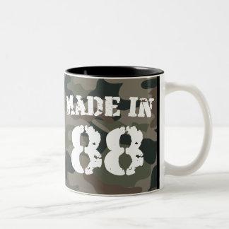 1988 hizo en 88 taza de dos tonos