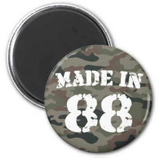 1988 Made In 88 Magnet