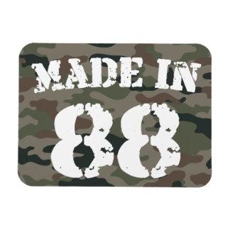 1988 Made In 88 Rectangular Magnet