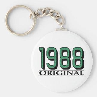 1988 Original Keychain