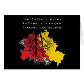 1989-2009: 20. Jahre Mauerfall Cards