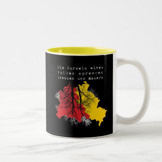 1989-2009: 20. Jahre Mauerfall Mugs