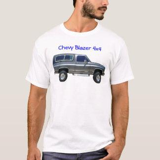 1989 Chevrolet Blazer, Chevy Blazer 4x4 T-Shirt