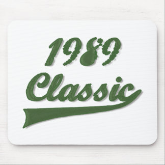 1989 Classic Mouse Pad