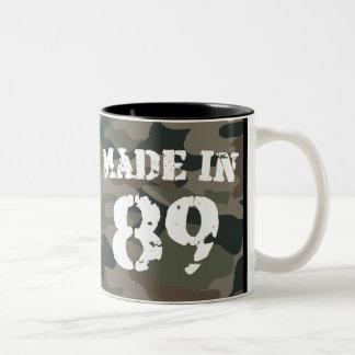 1989 hizo en 89 taza de café