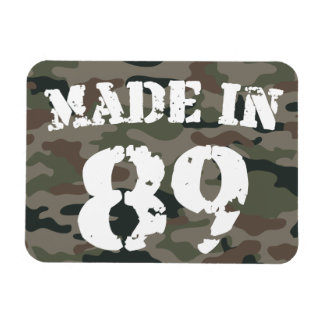1989 Made In 89 Magnet