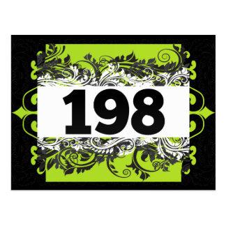 198 POSTALES