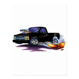 1990-93 Silverado SS454 Truck Postcard