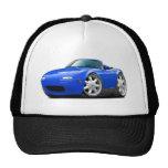 1990-98 Miata Blue Car Trucker Hat