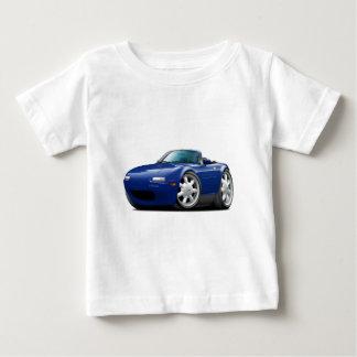 1990-98 Miata Dk Blue Car T-shirts