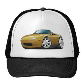 1990-98 Miata Gold Car Trucker Hat