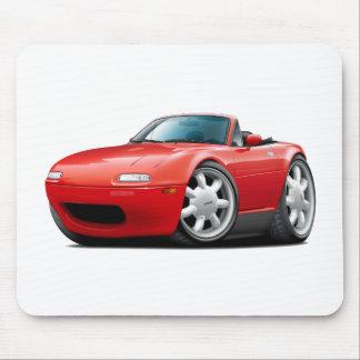 1990-98 Miata Red Car Mouse Pad