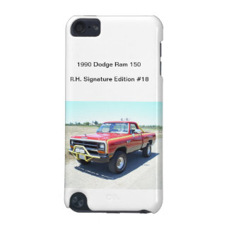 1990 Dodge Ram 150 Rod Hall Signature Edition #18 iPod Touch (5th Generation) Cover