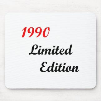 1990 ediciones limitadas alfombrillas de raton