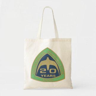 1990 Los Banos Budget Tote Bag