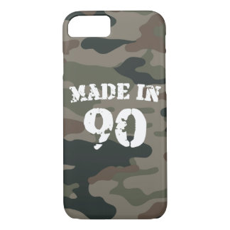 1990 Made In 90 iPhone 8/7 Case