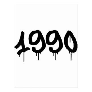 1990 POSTAL
