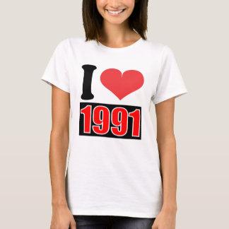 1991 - T-shirt
