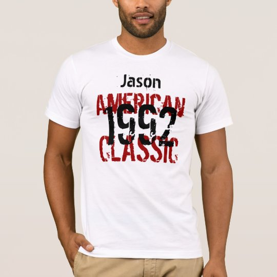 1992 American Classic 21st Birthday Gift For Him T Shirt